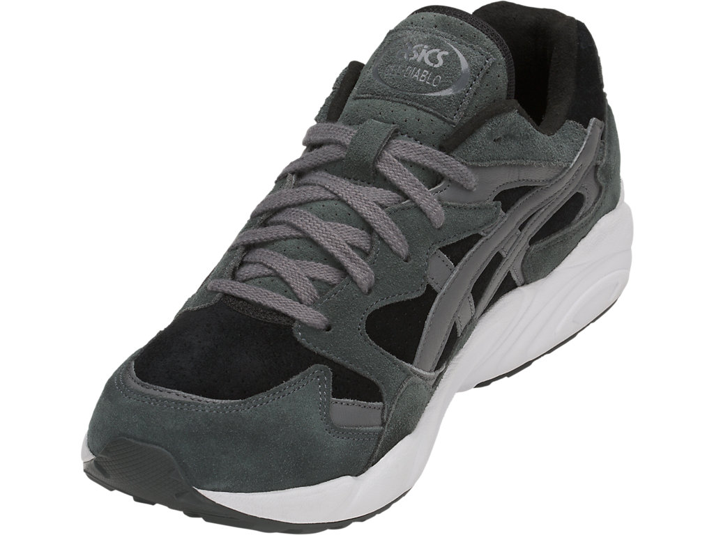 ASICS-Tiger-Men-039-s-GEL-Diablo-Shoes-1193A096 thumbnail 11