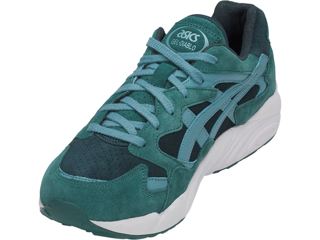 ASICS-Men-039-s-GEL-Diablo-Shoes-1193A096 thumbnail 19