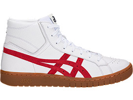 GEL-PTG MT, WHITE/CLASSIC RED