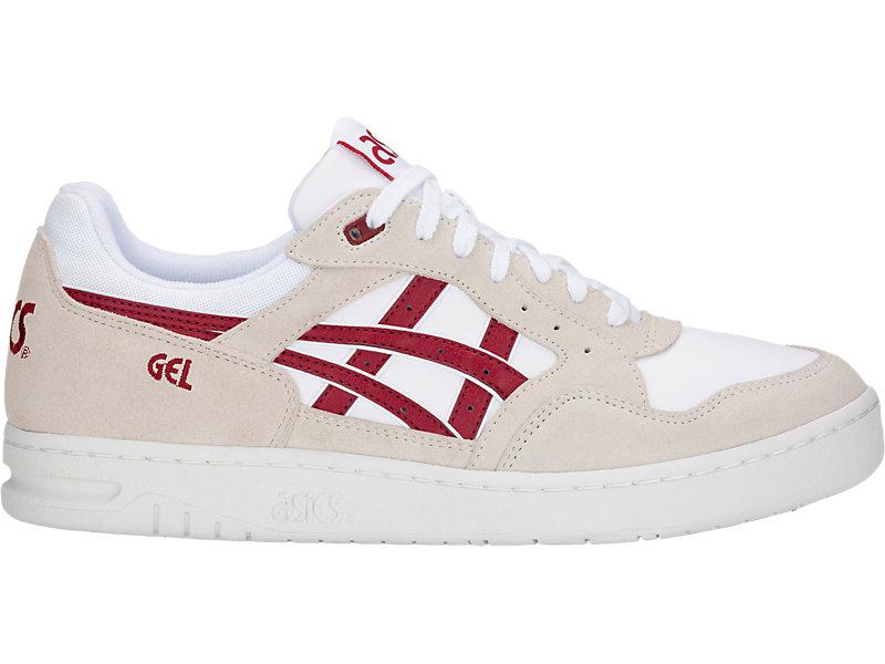 GEL-Circuit White/Burgundy 1 RT