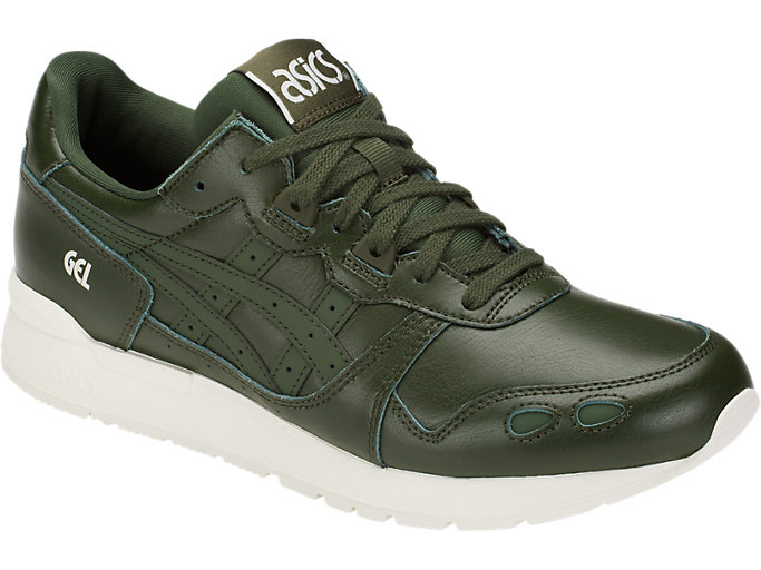 Front Right view of GEL-LYTE, FOREST/FOREST