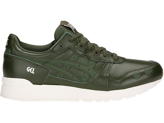 Right side view of GEL-LYTE, FOREST/FOREST