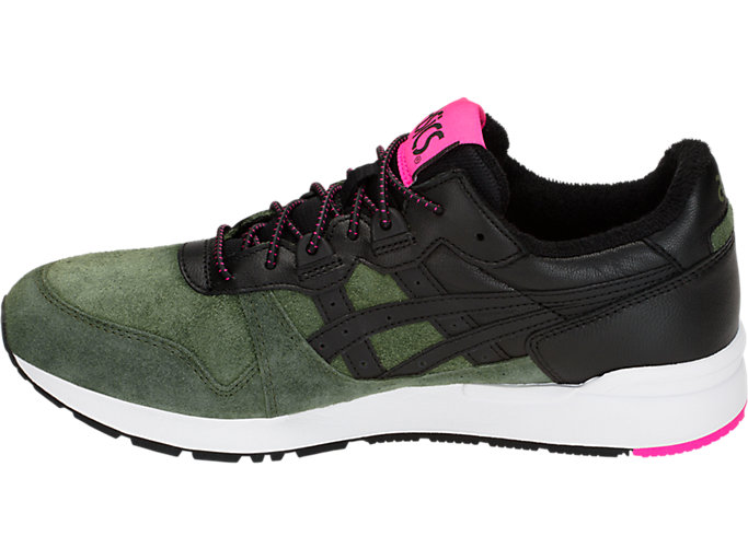 Left side view of GEL-Lyte