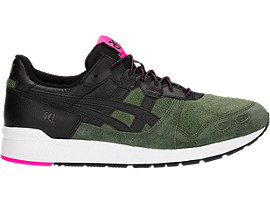 GEL-LYTE, FOREST/BLACK