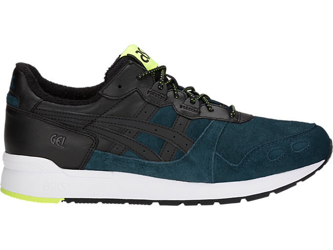 Right side view of GEL-LYTE, DARK OCEAN/BLACK