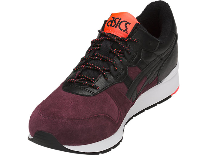 Front Left view of GEL-LYTE, PORT ROYAL/BLACK