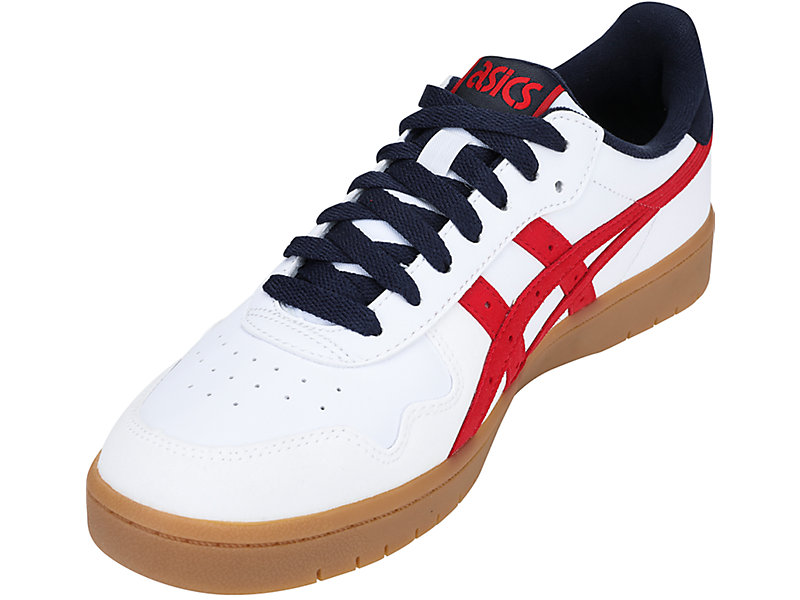 JAPAN S WHITE/CLASSIC RED 9 FL