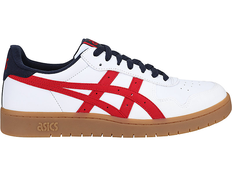JAPAN S WHITE/CLASSIC RED 1 RT
