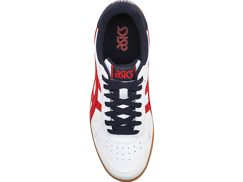 JAPAN S WHITE/CLASSIC RED 21 TP