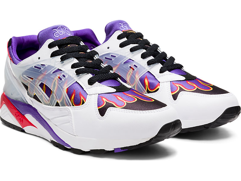 GEL-KAYANO TRAINER WHITE/CLEAR 5 FR