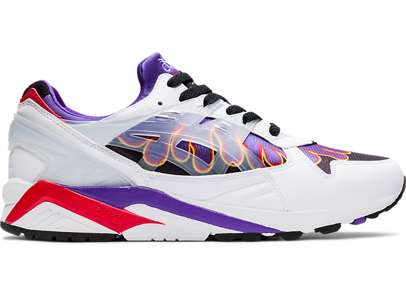 GEL-KAYANO TRAINER WHITE/CLEAR 1 RT