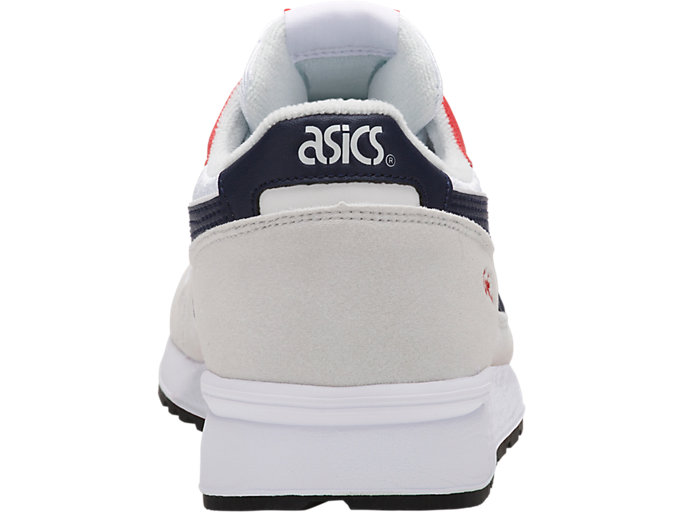 Back view of GEL-LYTE GS, WHITE/PEACOAT