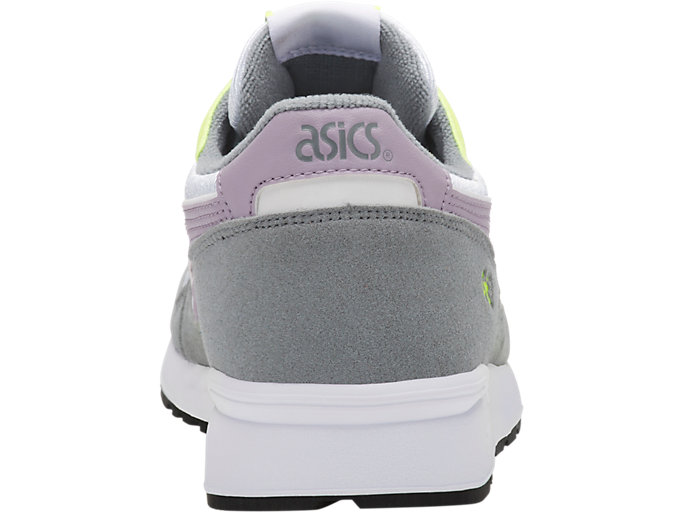 Back view of GEL-LYTE GS, WHITE/SOFT LAVENDER
