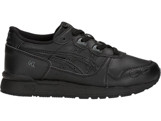 Right side view of GEL-LYTE PS, BLACK/BLACK