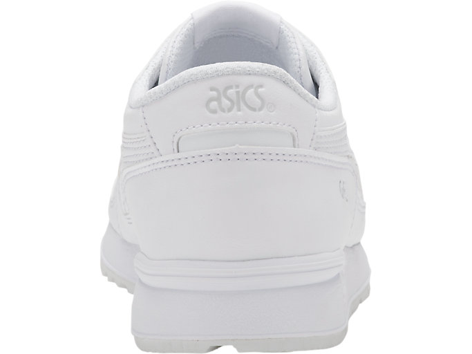 Back view of GEL-LYTE PS, WHITE/WHITE
