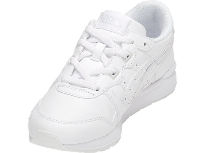 Front Left view of GEL-LYTE PS, WHITE/WHITE