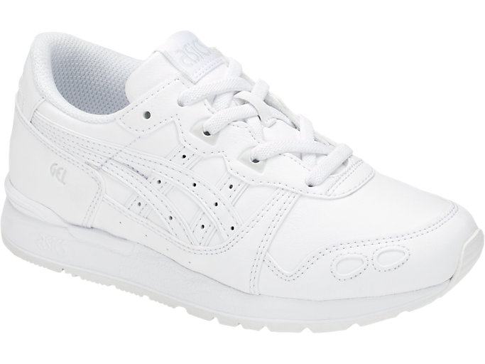 Front Right view of GEL-LYTE PS, WHITE/WHITE