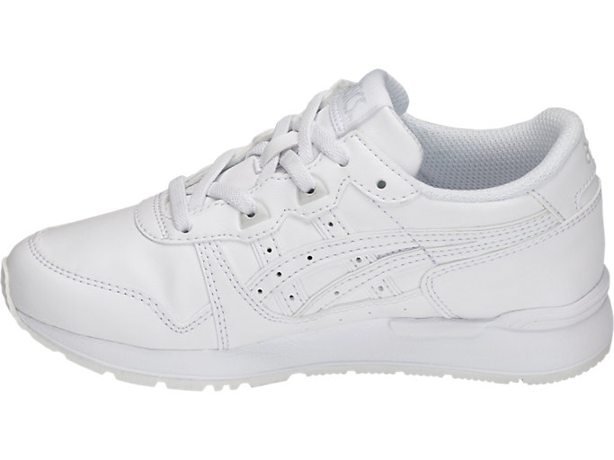 Left side view of GEL-LYTE PS, WHITE/WHITE