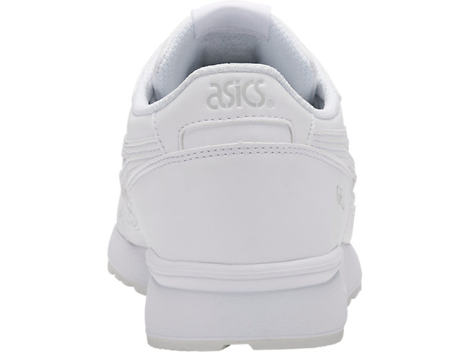 Back view of GEL-LYTE GS, WHITE/WHITE
