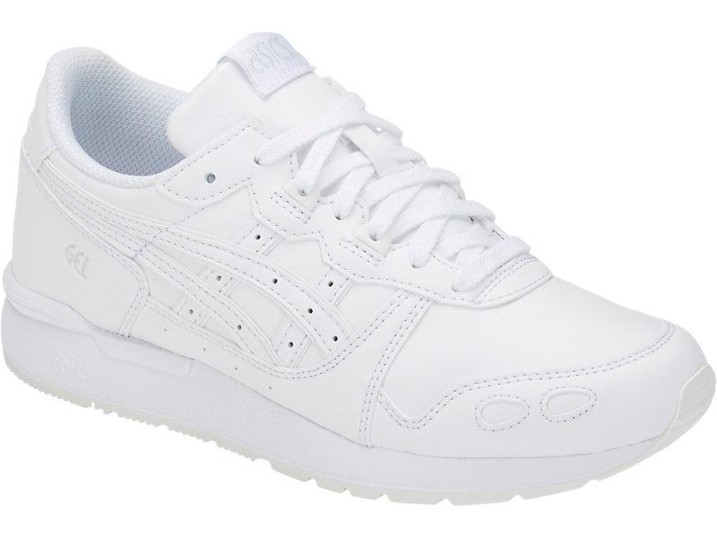 GEL-Lyte GS White/White 5 FR