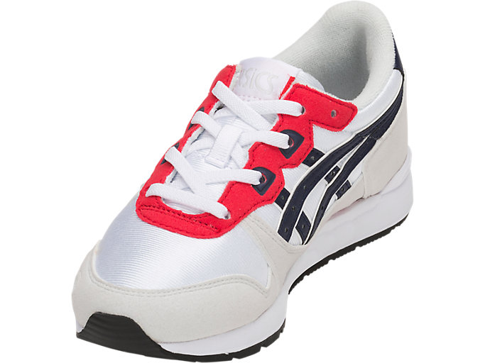Front Left view of GEL-LYTE PS, WHITE/PEACOAT
