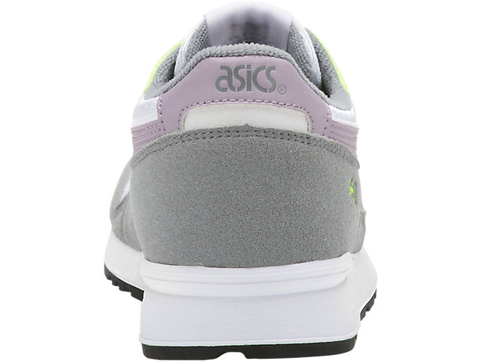 Back view of GEL-LYTE PS, WHITE/SOFT LAVENDER