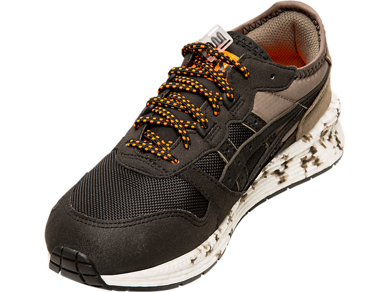 HyperGEL-Lyte GS Performance Black/Dark Taupe 9 FL