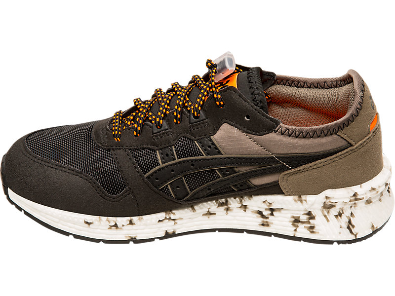 HyperGEL-Lyte GS Performance Black/Dark Taupe 5 FR