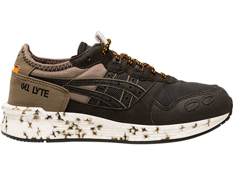 HyperGEL-Lyte GS Performance Black/Dark Taupe 1 RT