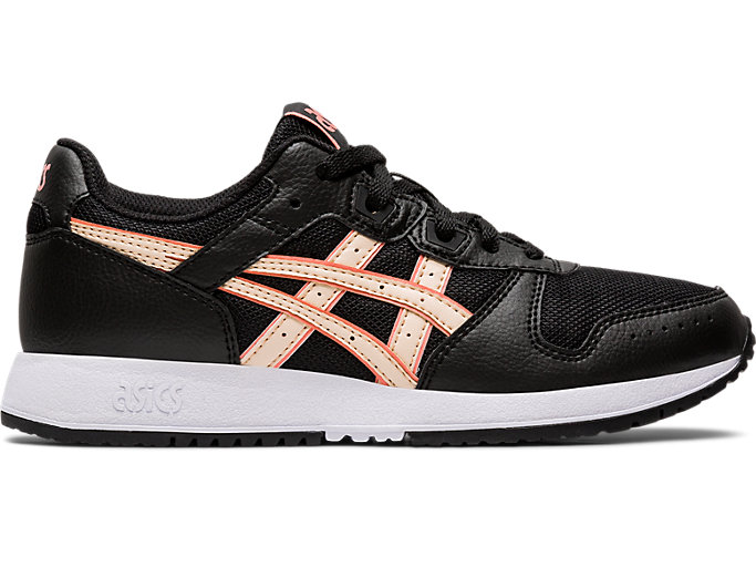 Right side view of LYTE CLASSIC GS, BLACK/PINK CAMEO