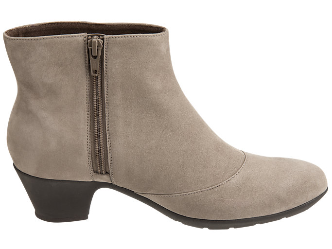 Front Left view of PEDALA WC021A 2E, TAUPE GREY