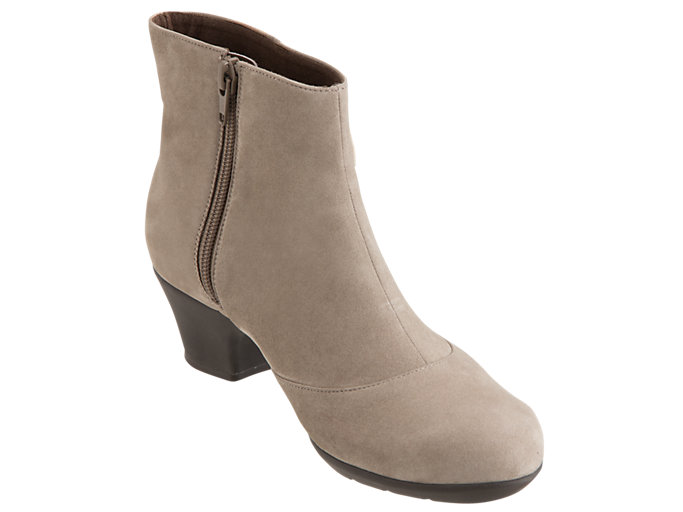 Front Right view of PEDALA WC021A 2E, TAUPE GREY