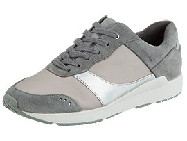 Right side view of PEDALA WC126C 2E, ストーングレー