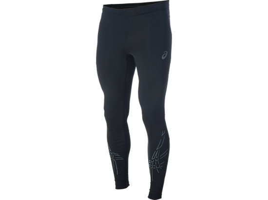 ASICS GESTREEPTE TIGHT, Balance Black