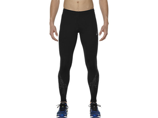 ASICS STRIPE TIGHT BALANCE BLACK 3