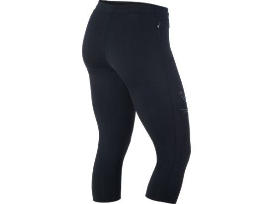 Stripe Knee Tight Balance Black 7