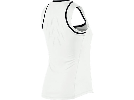 Club Tank Top Real White 7