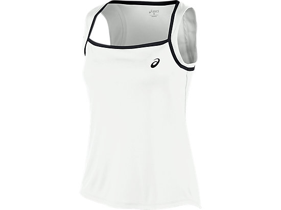 Club Tank Top Real White 3