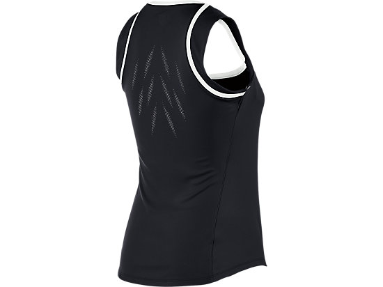 Club Tank Top Performance Black 7