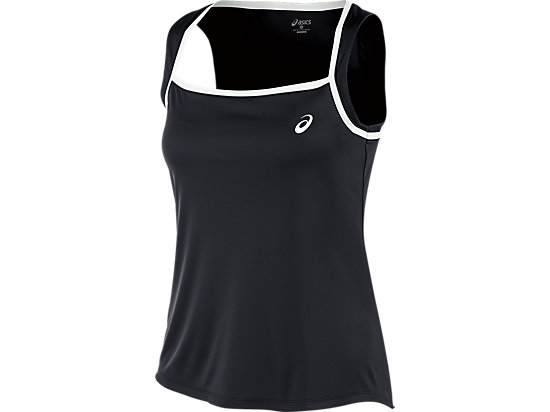Club Tank Top Performance Black 3
