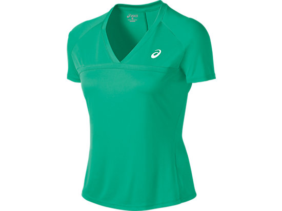 Club V-Neck Top Cool Mint 3