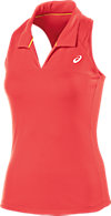 Club Racerback Sleeveless Polo