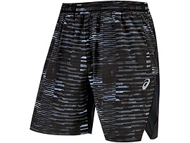 MENS RUNNING fuze-X 9IN  HALF PANTS