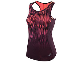 WOMENS RUNNING SLEEVLESS BRA TOP