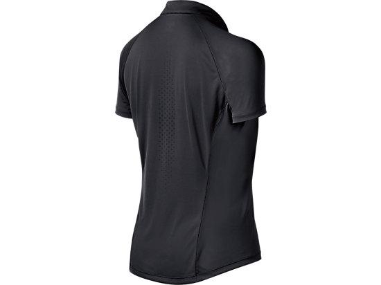 Club Short Sleeve Polo Performance Black 7