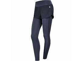 WOMENS TIGHTS WITH SHORTS