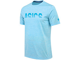 MENS TRAINING ASICS LOGO ROUND