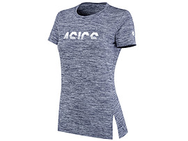 WOMENS TRAINING ASICS LOGO ROUND