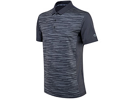 MENS TRAINING PRINT POLO T