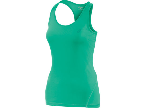 Racerback Tank Cool Mint 3